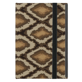 Python snake skin pattern 2 cover for iPad mini