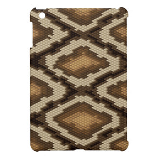 Python snake skin pattern 2 cover for the iPad mini