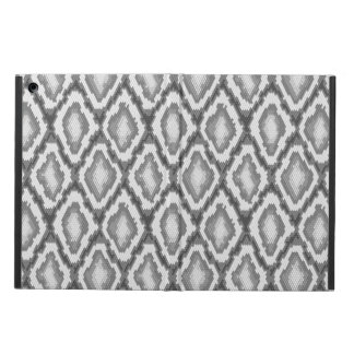 Python snake skin pattern iPad air cases