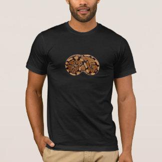 Python T-shirt (black)