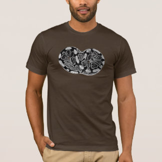 Python T-Shirt (monochrome)