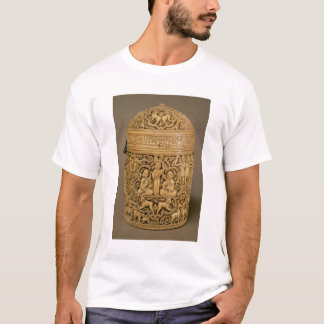Pyx with relief depicting the pleasures of courtly T-Shirt
