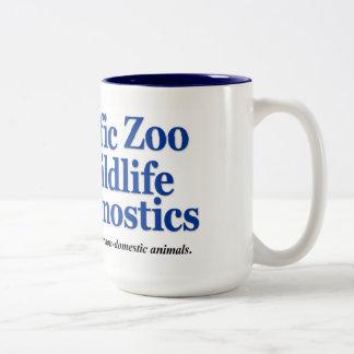 PZWD 15 oz Coffee Mug - Large Logo