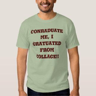 Q College Grad T-shirt