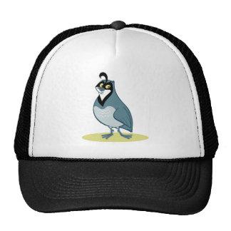 Q is for Quail Trucker Hat