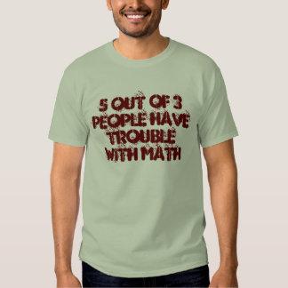Q Math T-shirts