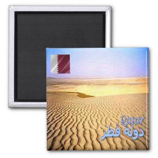 QA - Qatar - Desert Magnet