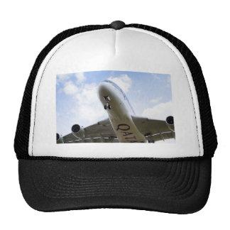 Qatar Airlines Airbus A380 Cap
