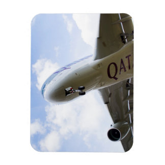 Qatar Airlines Airbus A380 Magnet