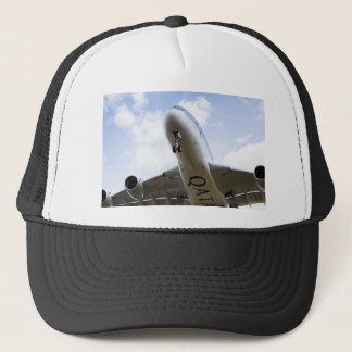 Qatar Airlines Airbus A380 Trucker Hat