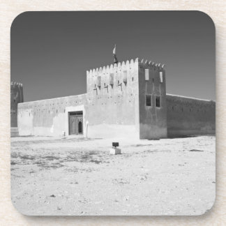 Qatar, Al Zubarah. Al-Zubara Fort (b.1938) now Coaster