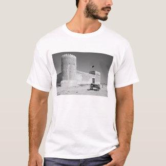 Qatar, Al Zubarah. Al-Zubarah Fort (b.1938) now T-Shirt