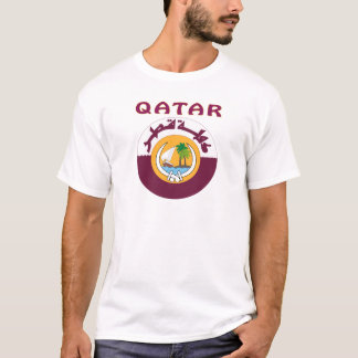 QATAR Coat Of Arms T-Shirt