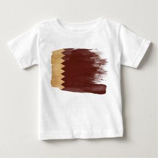 Qatar Flag Baby T-Shirt