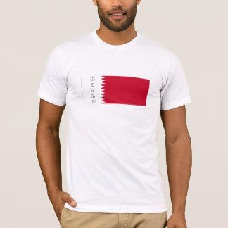Qatar flag souvenir t-shirt