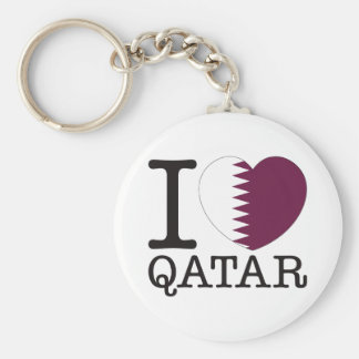 Qatar Love v2 Key Ring