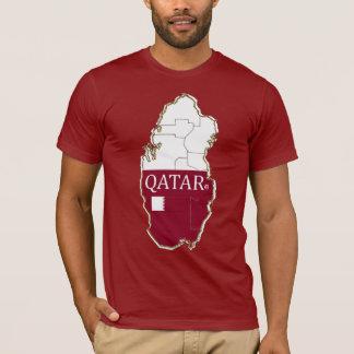 Qatar Map Designer Shirt Apparel Sale; Man or Lady