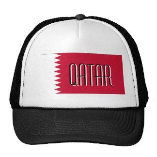 Qatar qatari flag souvenir hat