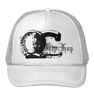 QC hip hop Mesh Hats