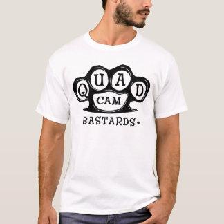 QCB Knucks - Black T-Shirt