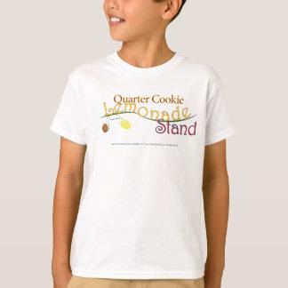 QCLS Kids Tee-White T-Shirt