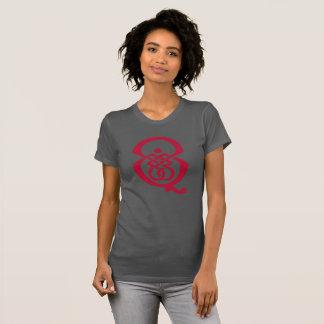 QCPB Logo - RED T-Shirt