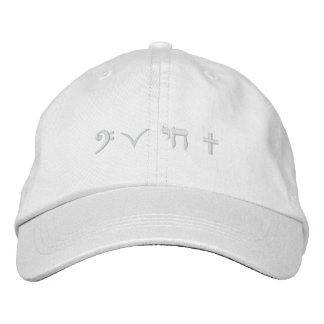 Qeuyl's Virtues Strap back Embroidered Baseball Cap