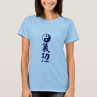 Qi Gong T-Shirt will be training