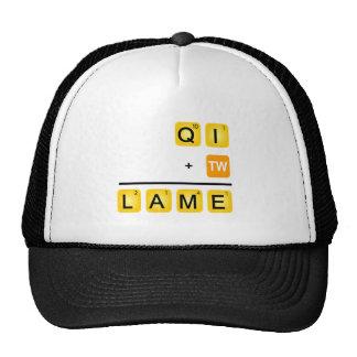 QI is LAME! Cap