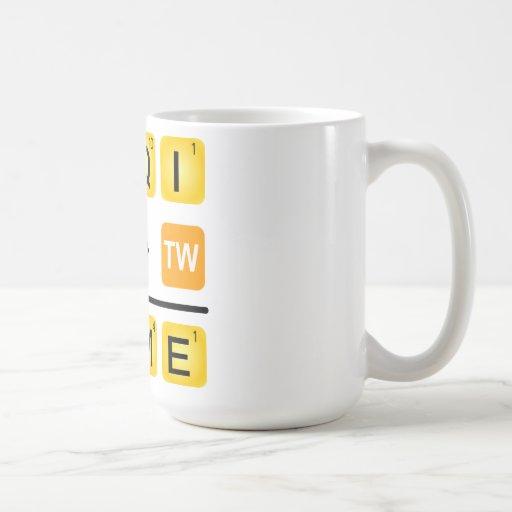 QI is LAME! Coffee Mugs
