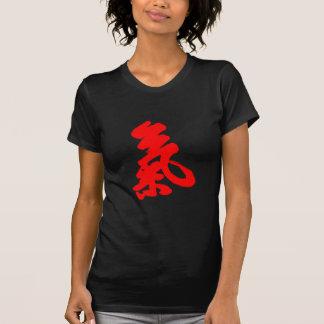 Qi or Chi 氣 Shirts
