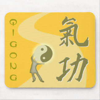 QiGong Mouse Pad