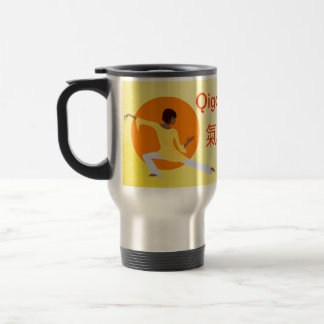 Qigong travel mug