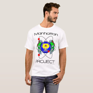 Qk! Manhattan Project T-Shirt