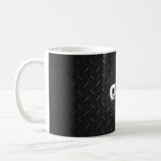 QmP Diamond Plate Mug