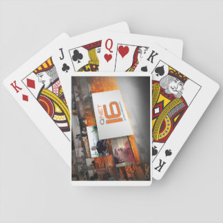 QNet Playing Cards 16th Anniversary