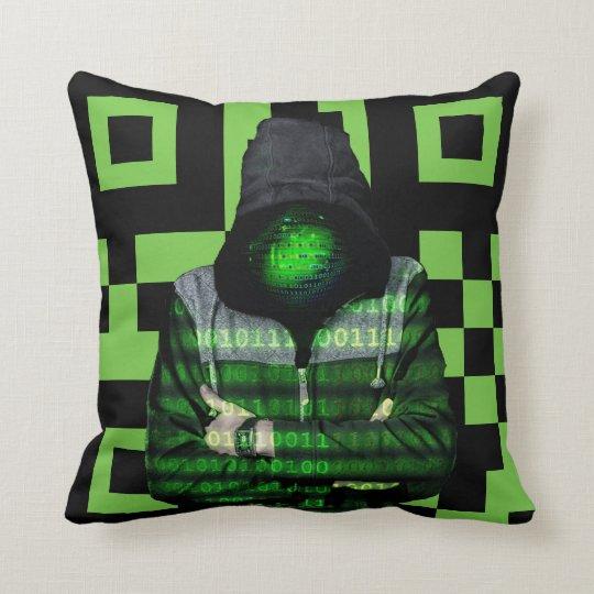 QR Binary Cushion