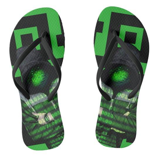 QR Binary Flip Flops
