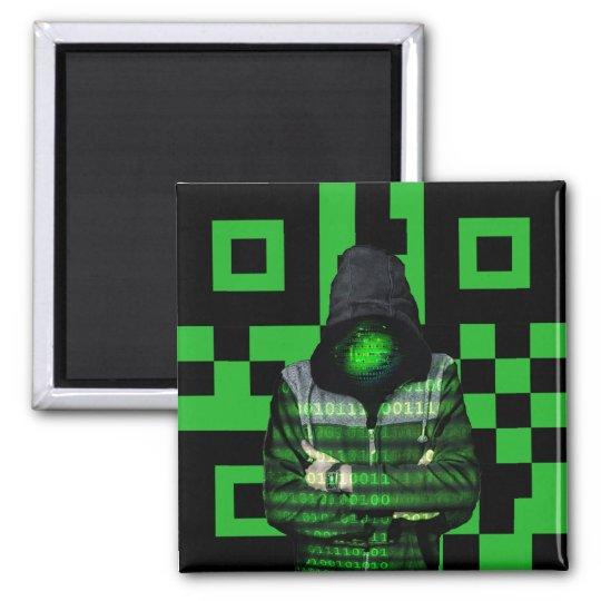 QR Binary Magnet