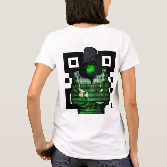 QR Binary T-Shirt