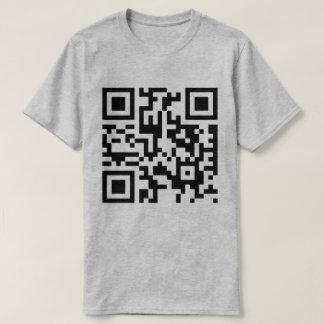 QR Code 01 T-Shirt