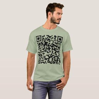 QR Code 02 T-Shirt