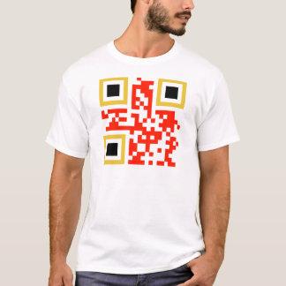 QR-Code-Belgie T-Shirt