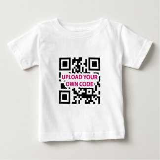QR Code Customisable Tee Shirts