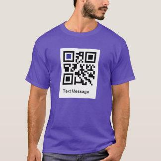 QR code for , I AM GAY. T-Shirt
