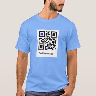 QR code for JESUS LOVES YOU. T-Shirt