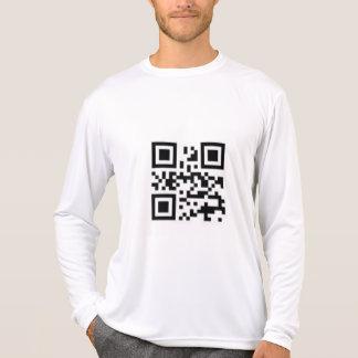 QR-code for love T Shirt