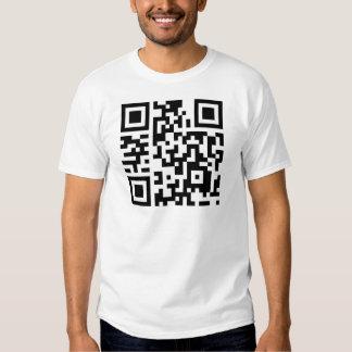 QR Code I Love Programming T-Shirt