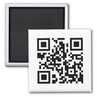 QR Code Magnet