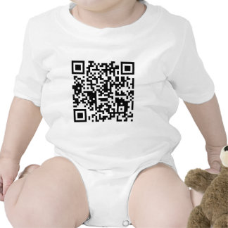 "qr code ""Point that phone somewhere else please"" Tshirts"